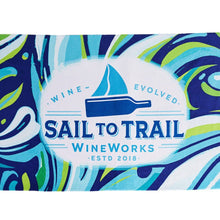 Load image into Gallery viewer, BEACH TOWELS - Sail to Trail WineWorks