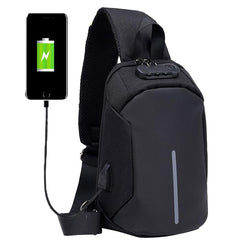 Anti-theft Backpack with 3- Digit Lock