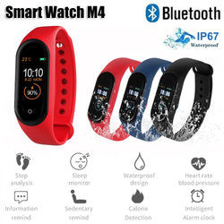 Smart Band Fitness Tracker