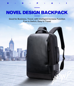 Men Anti-theft Waterproof Travel Backpack