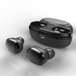 Headset Double Wireless Earbuds