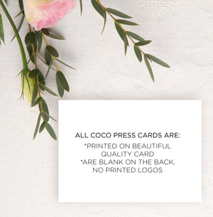 """See You at the Altar"" Modern Wedding Day Card for Groom or Bride"