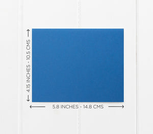 Blue To the Parents of My Handsome Groom Wedding Day Card