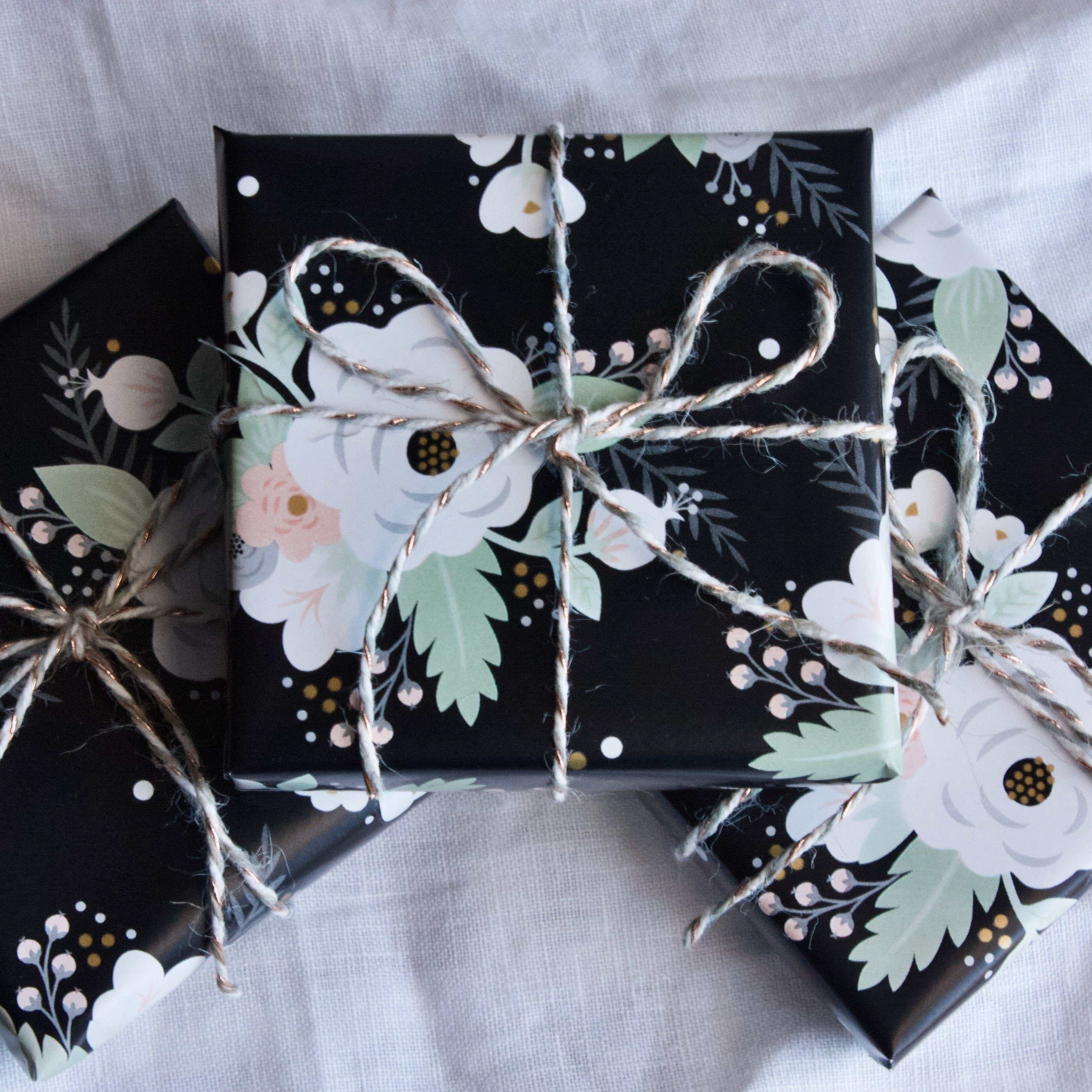 Add On | Floral Gift Wrap