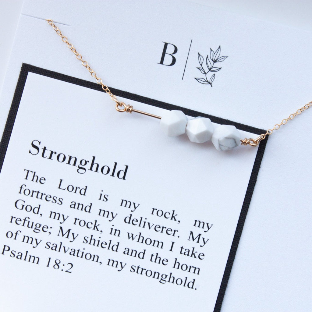 Stronghold | Psalm 18:2