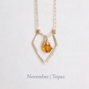 For You | Solitaire Necklace