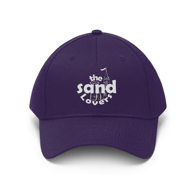 The Sand Lovers Twill Cap