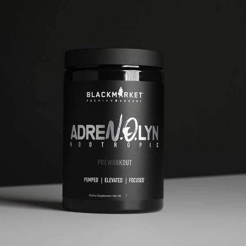 AdreNOlyn Nootropic - BlackMarket