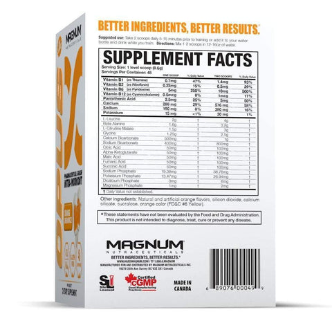"<img src=""opus.png"" alt=""Magnum nutrition intro preworkout opus supplement facts"">"