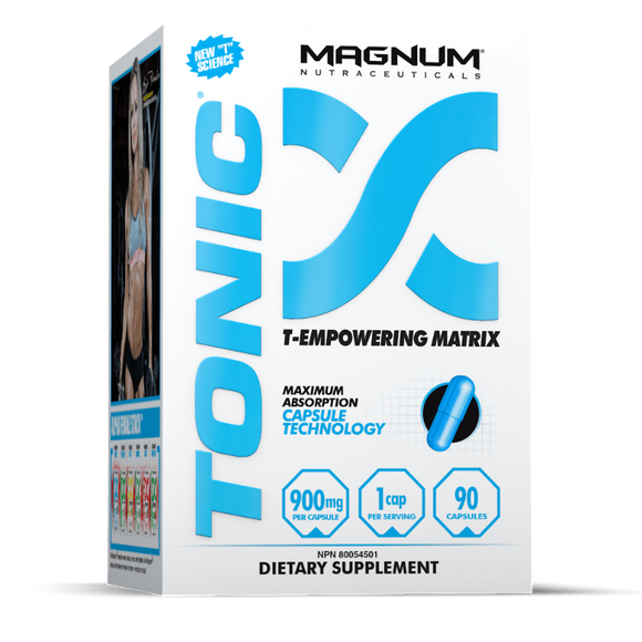 Tonic by Magnum Nutraceuticals
