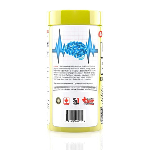 Mane Brain - Focus Enhancer