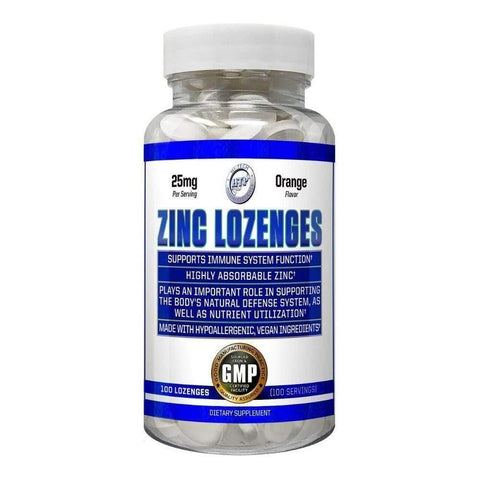 Zinc Lonzenges Hi-Tech