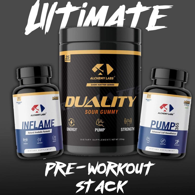 Ultimate Pre-Workout Stack - Total Nutrition Online