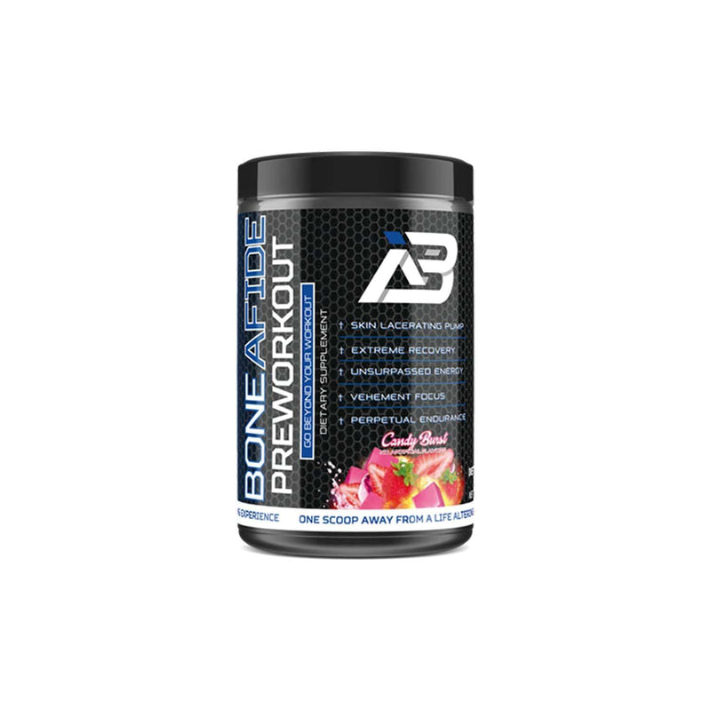 BONEAFIDE PRE-WORKOUT - Total Nutrition Online
