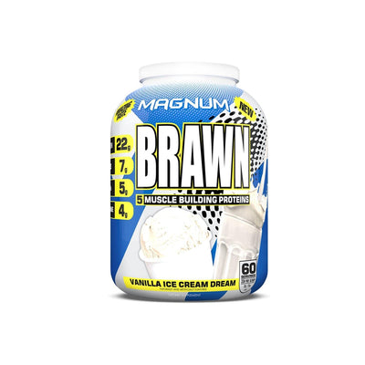 Brawn Muscle Building Protein