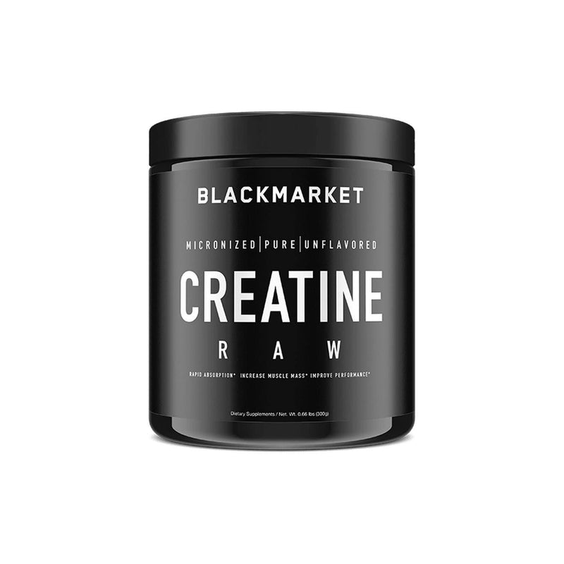 CREATINE RAW - Total Nutrition Online