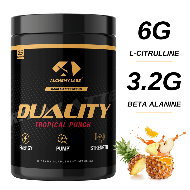 DUALITY PRE-WORKOUT - Total Nutrition Online