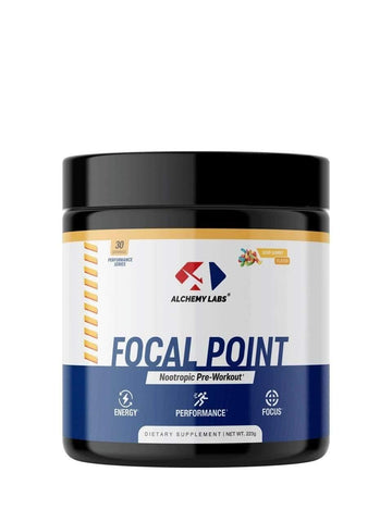 focal point nootropic preworkout