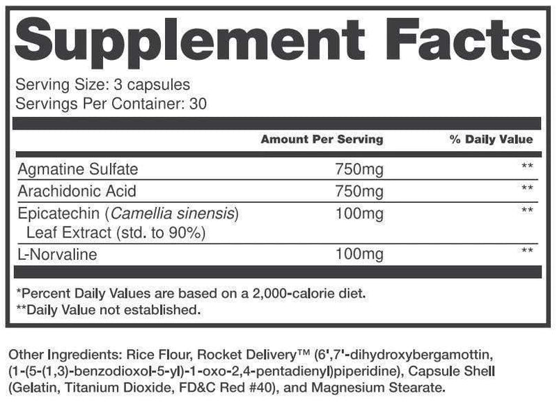Inflame - Muscle Amplifier - Total Nutrition Online