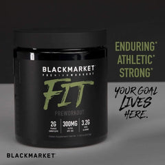 endurance preworkout blackmarket