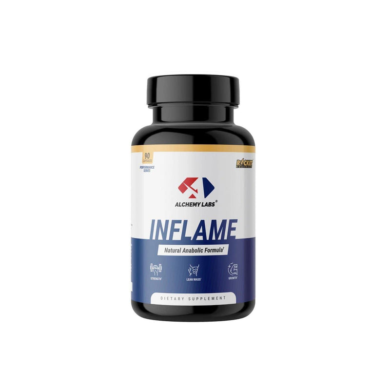 Inflame muscle builder alchemy labs