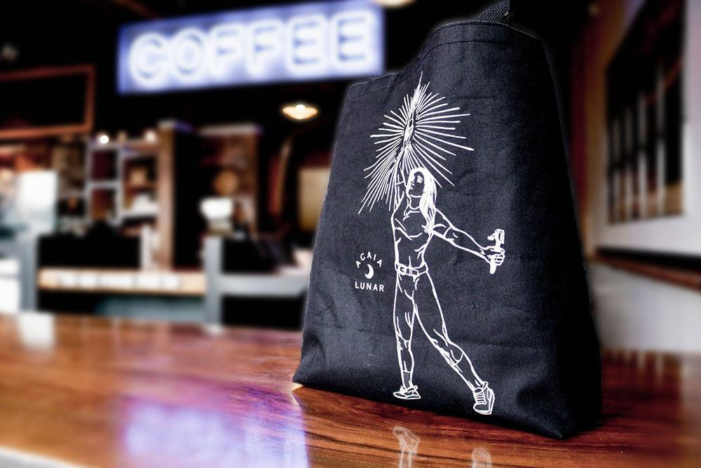 Weigh to Brew Tote Bag