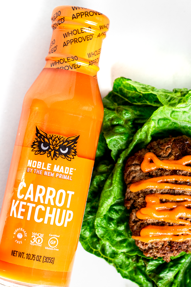 Carrot Ketchup <br> Whole30 Approved®