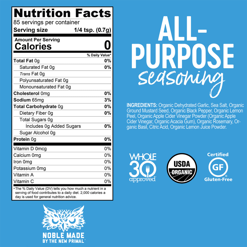 All-Purpose Seasoning - Two Pack Whole30 Approved®