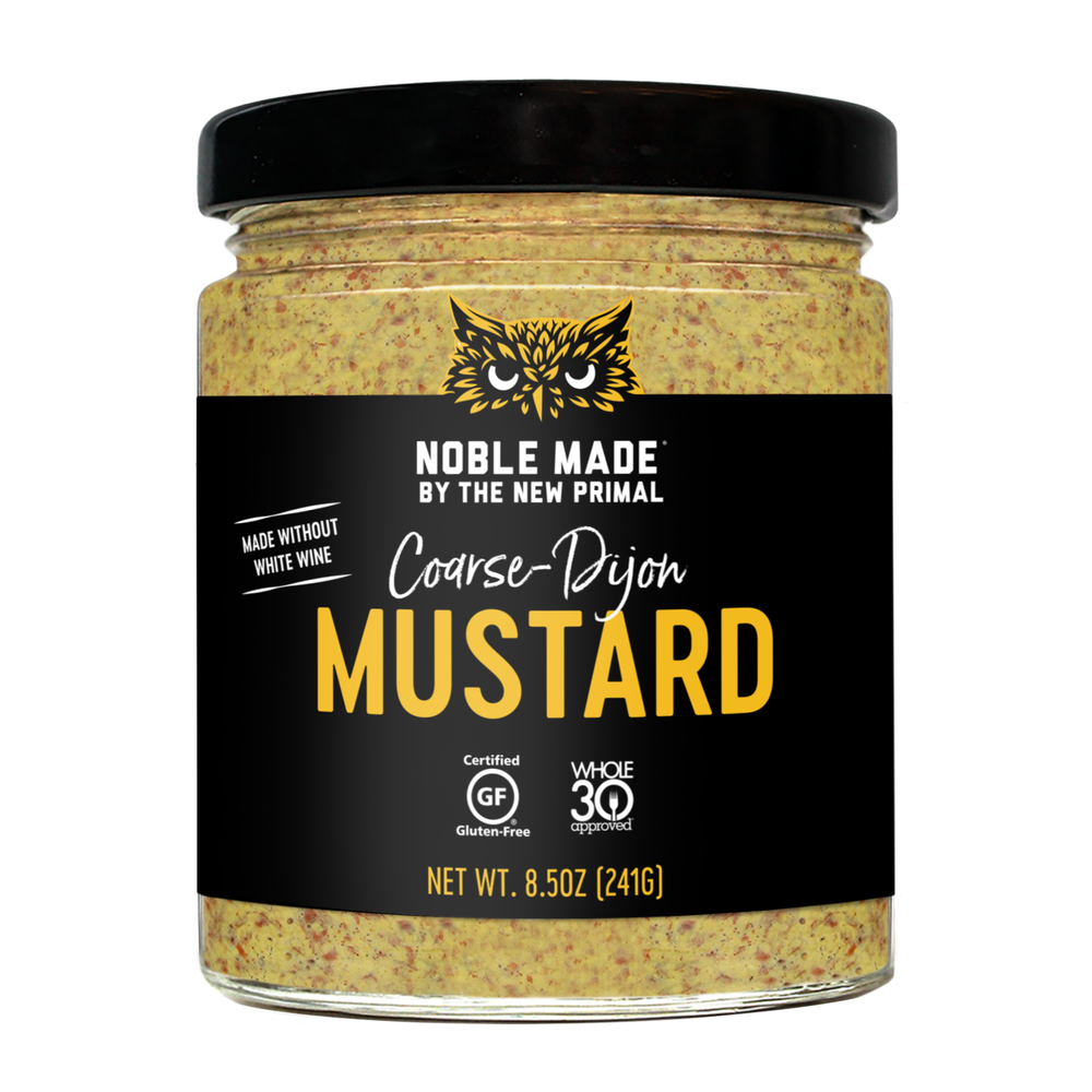 Coarse-Dijon Mustard Whole30 Approved®