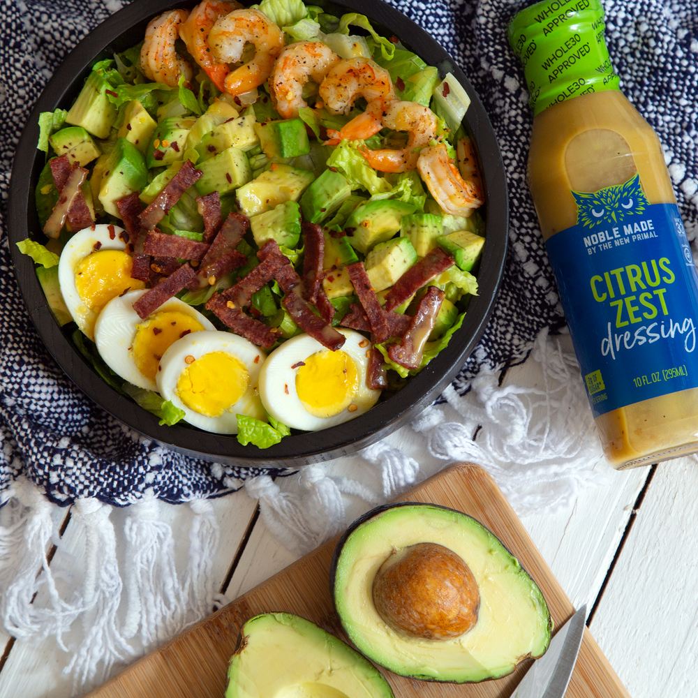 Citrus Zest Dressing Whole30 Approved®