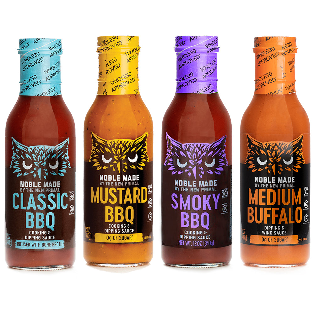 Ultimate Gluten Free BBQ Sauce Bundle <br> Whole30 Approved®