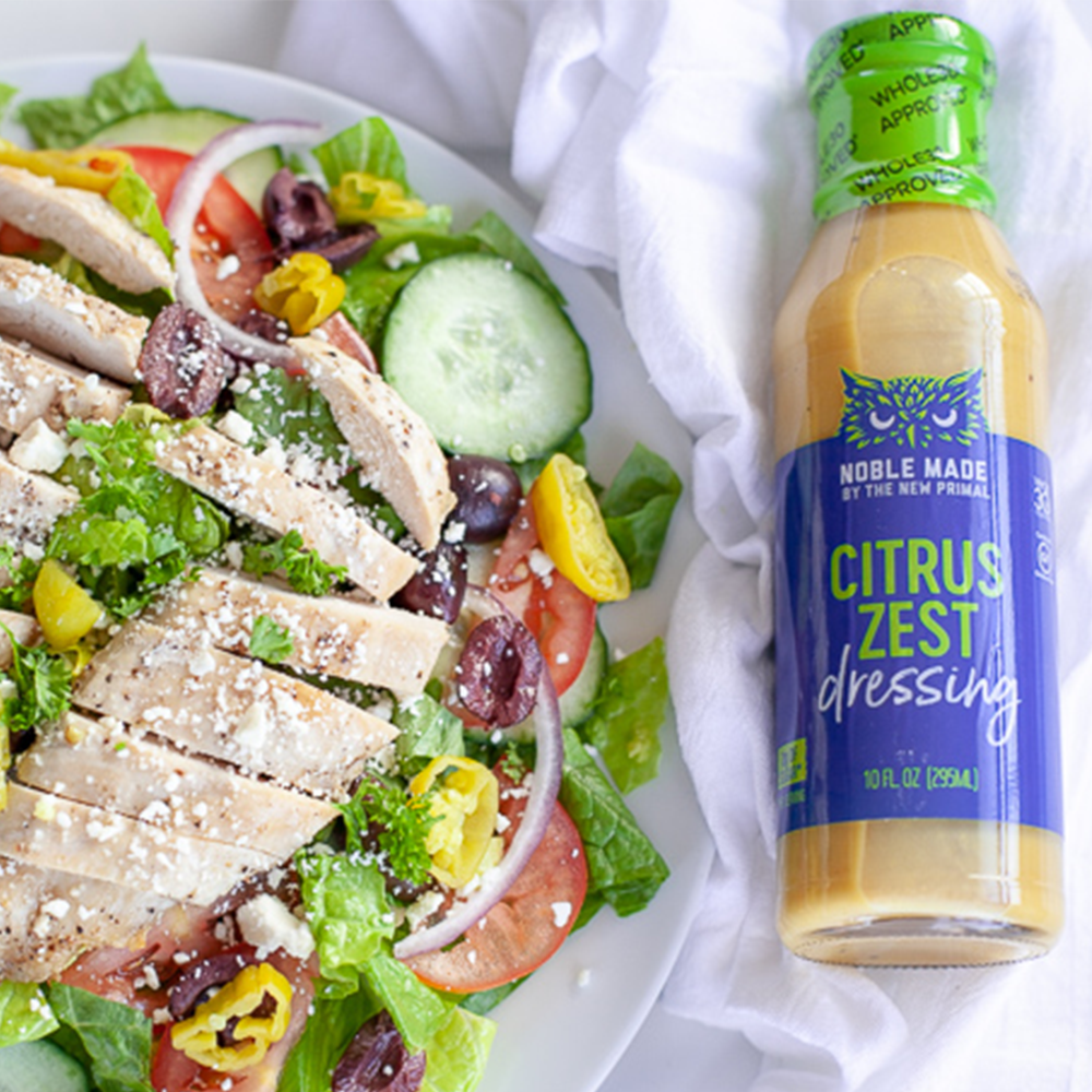 Citrus Zest Dressing<br>Whole30 Approved®