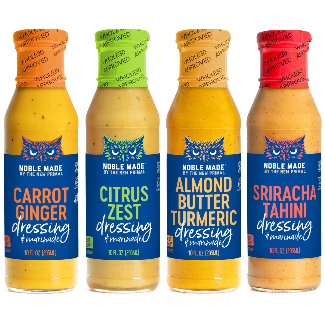 Dressing Kit Assorted Sauces Whole30 Approved®
