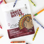 Snack Mates <br> Turkey and Cranberry Bites (8 Bags)