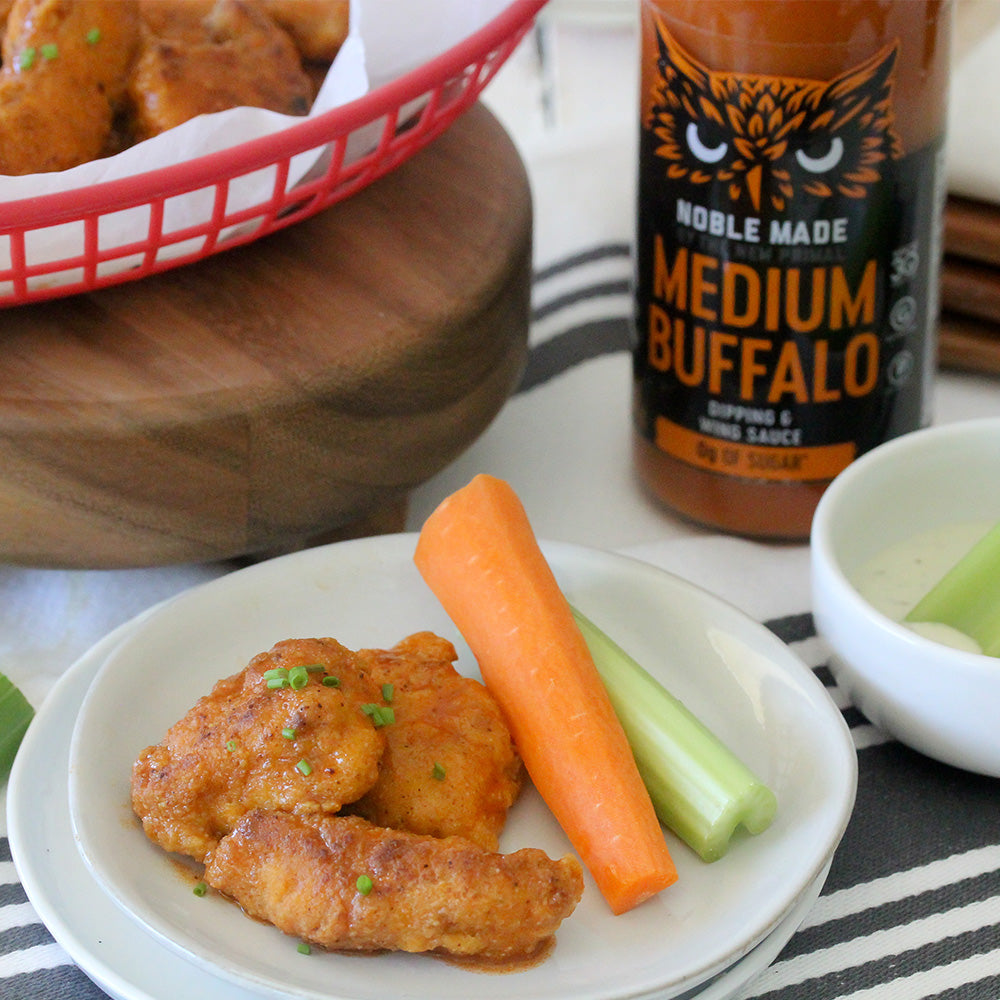 Medium Buffalo Sauce <br> Whole30 Approved®