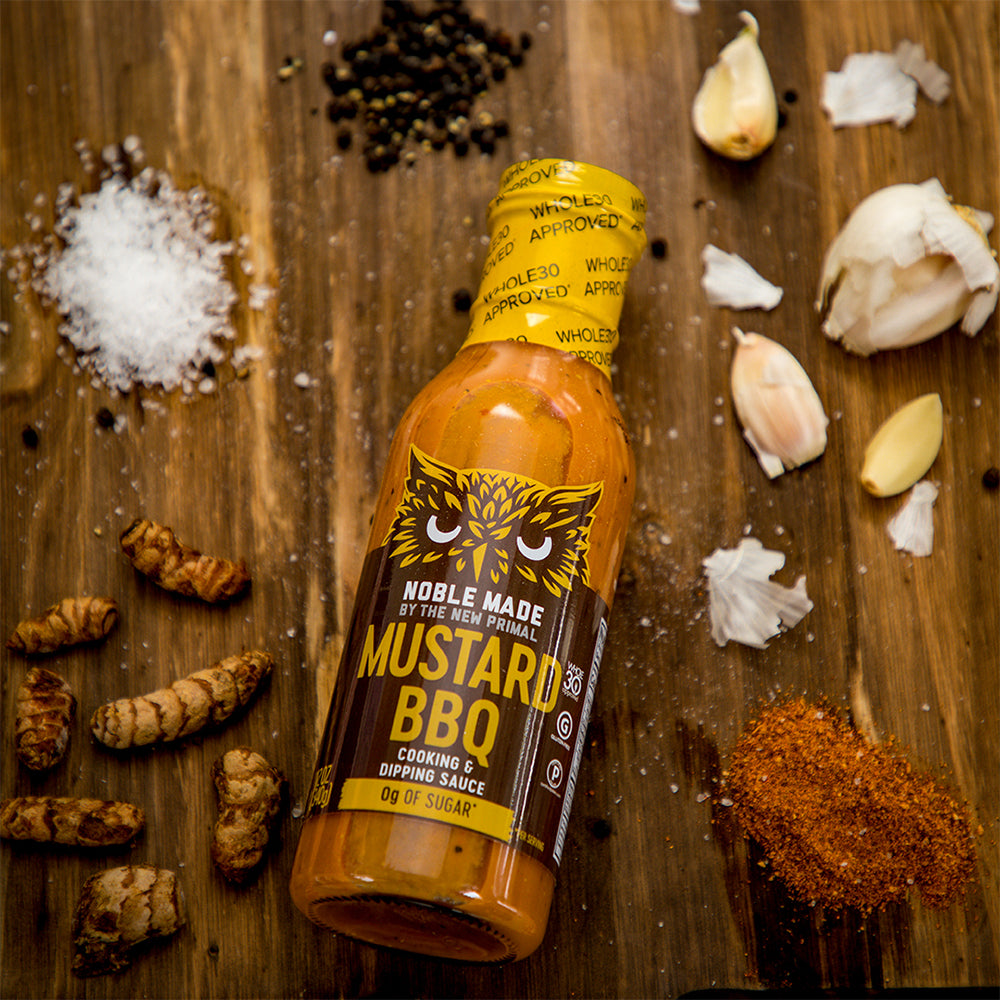 Mustard BBQ Sauce <br> Whole30 Approved®