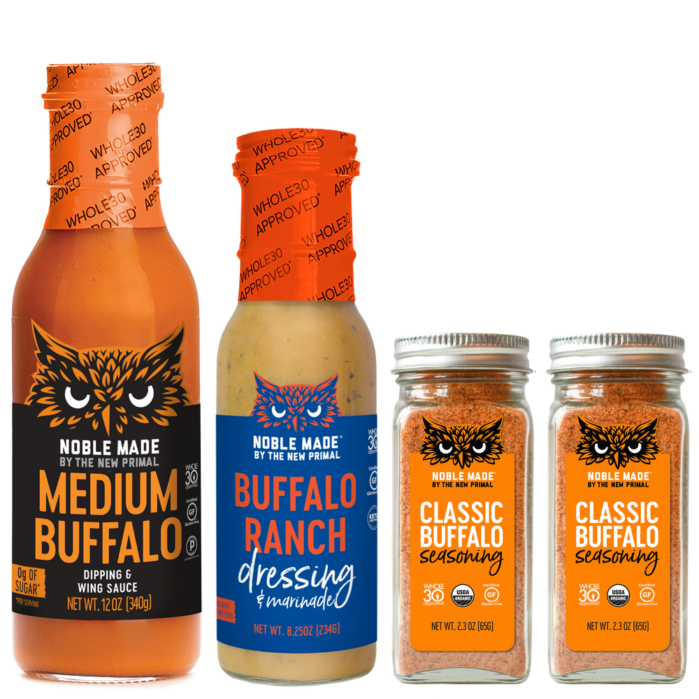 Buffalo Variety Pack Whole30 Approved®