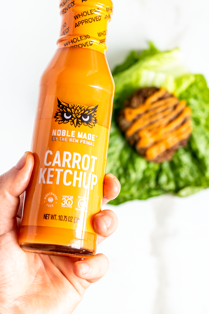 Carrot Ketchup Whole30 Approved®