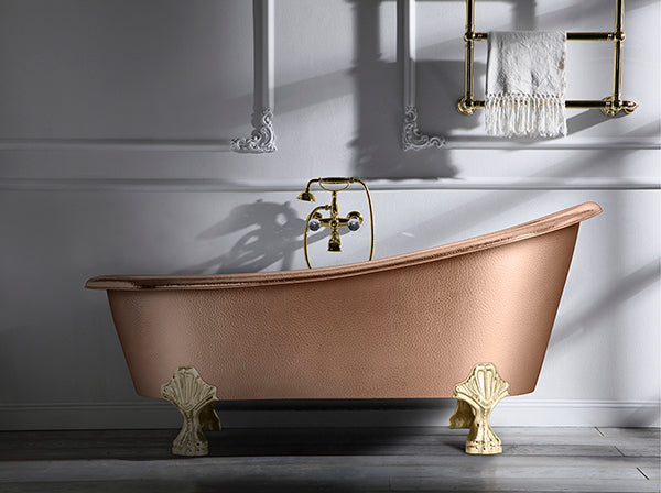 Copper Claw Foot Bath - Constantine