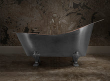 Load image into Gallery viewer, Copper Claw Foot Bath - Romana