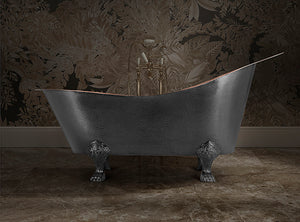 Copper Claw Foot Bath - Romana