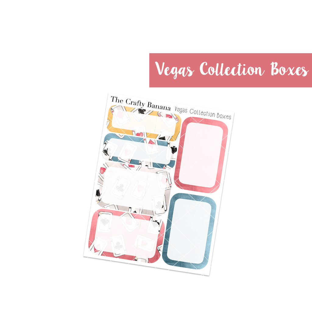 Vegas Boxes - Add On