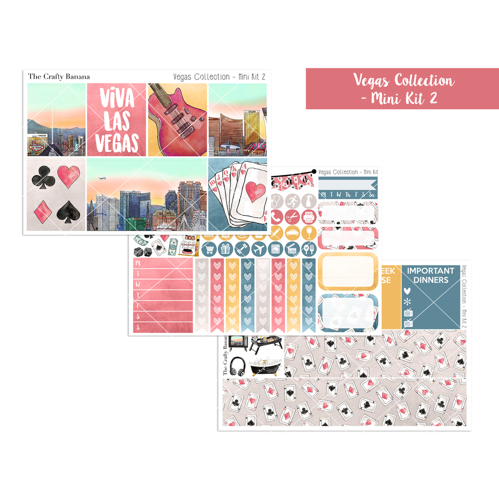Vegas Mini Kit 2 - The Original Full Boxes