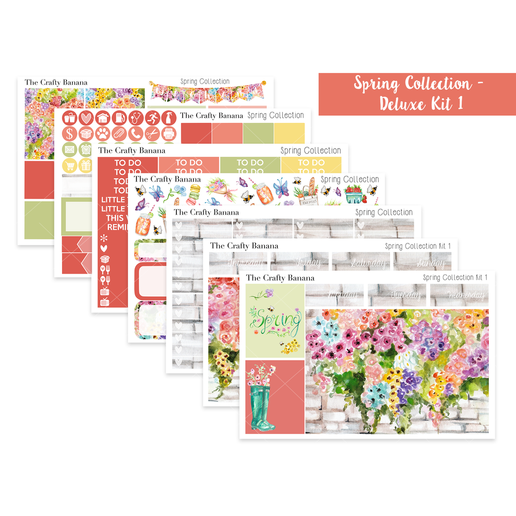 Spring Collection Deluxe Kit 1 - The Scene