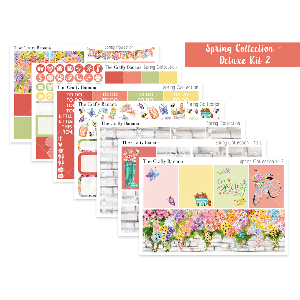 Spring Collection Deluxe Kit 2 - The Original Full Boxes