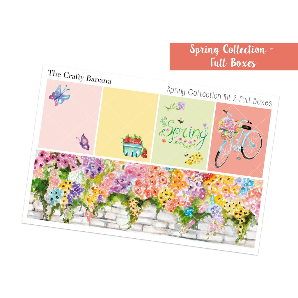 Spring Collection: Kit 2 Full Boxes