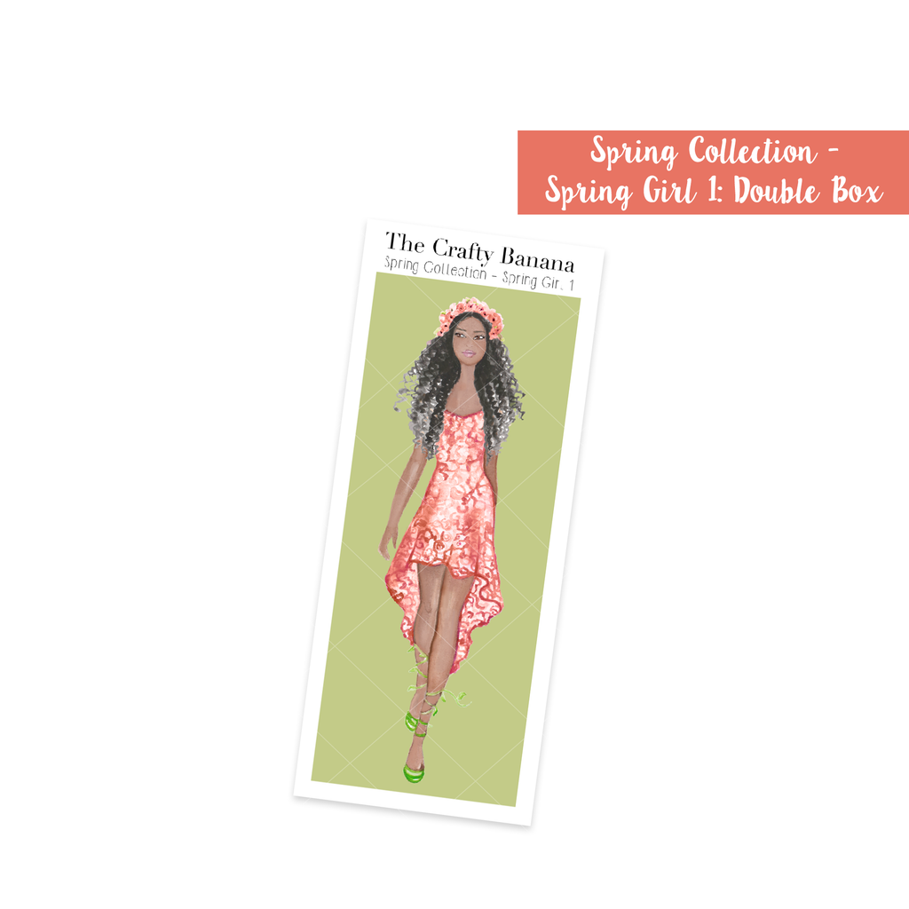 Spring Collection: Double Box Girl 1