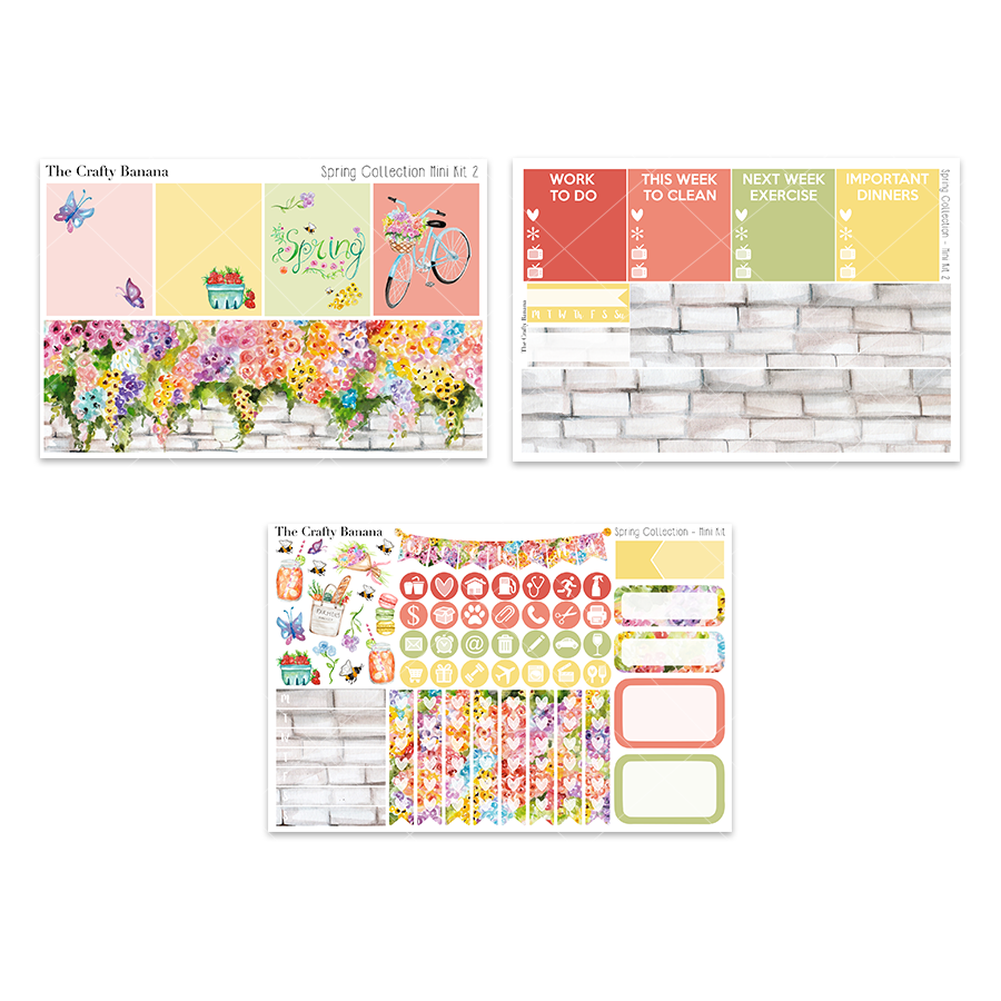 Spring Collection Mini Kit 2 - The Original Full Boxes