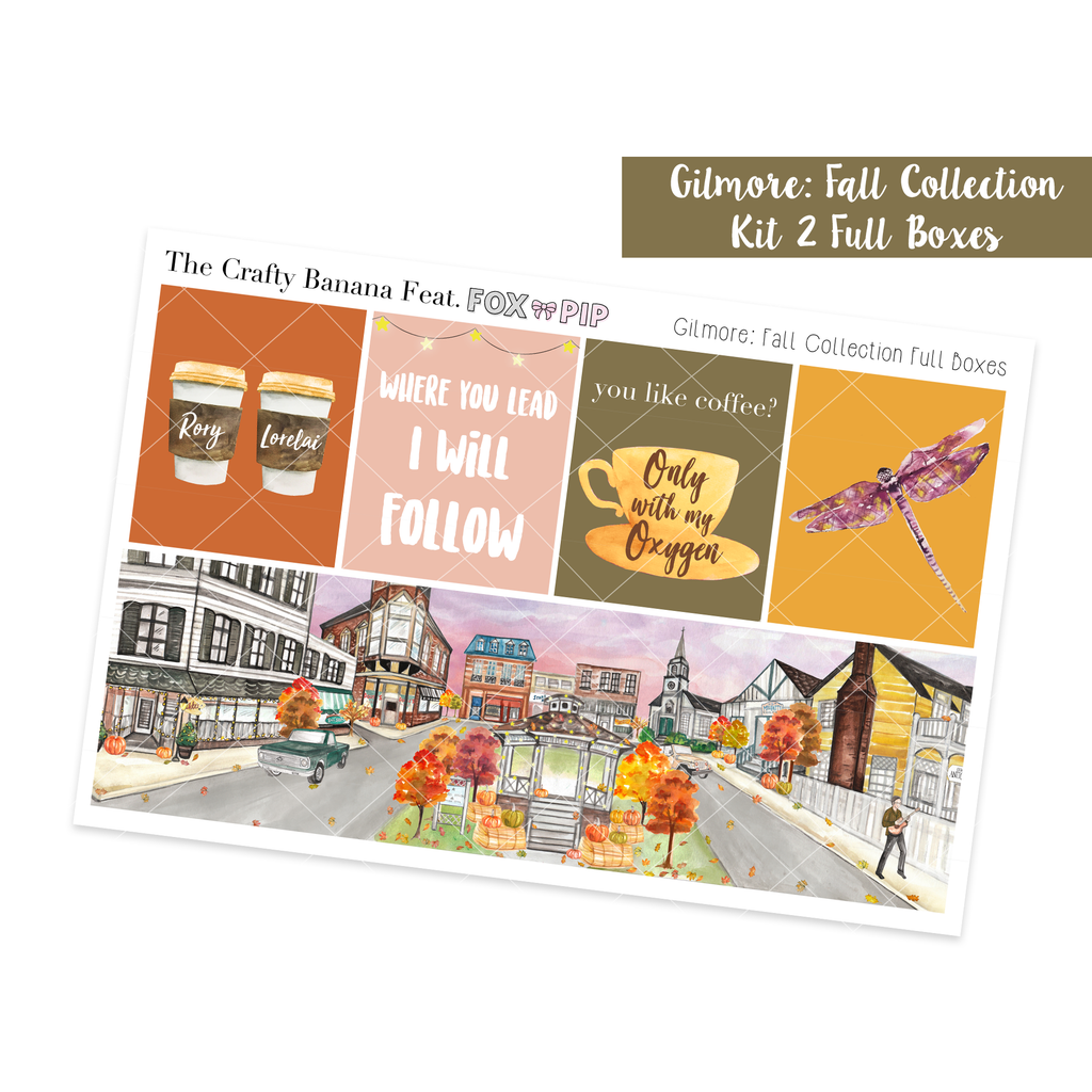 Gilmore: Fall Collection - Full Boxes