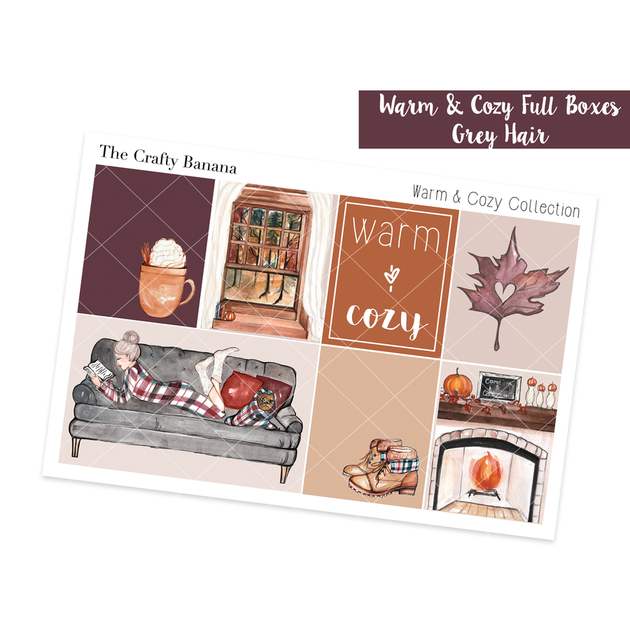 Warm & Cozy Collection: Full Boxes